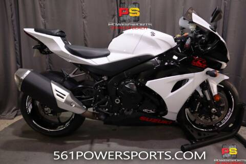 2020 Suzuki GSX-R1000 for sale at Powersports of Palm Beach in Hollywood FL