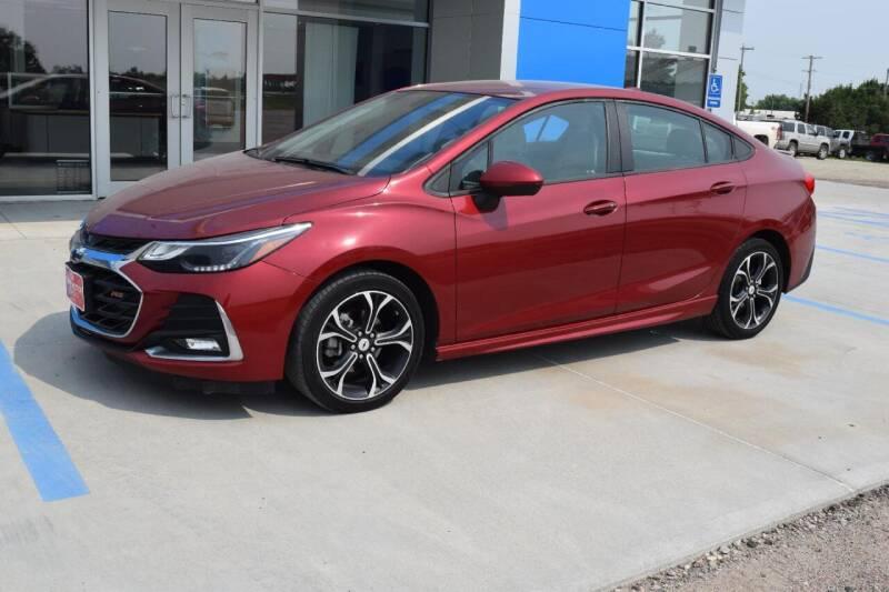 2019 Chevrolet Cruze for sale at Tripe Motor Company in Alma NE
