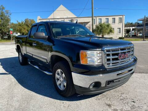 2011 GMC Sierra 1500 for sale at Consumer Auto Credit in Tampa FL
