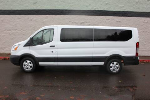 2018 Ford Transit Passenger for sale at Al Hutchinson Auto Center in Corvallis OR