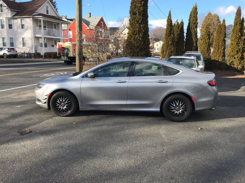 2015 Chrysler 200 for sale at Auto Kraft in Agawam MA