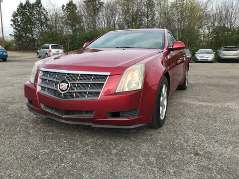 2009 Cadillac CTS for sale at Certified Motors LLC in Mableton GA