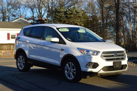 2017 Ford Escape for sale at LARIN AUTO in Norwood MA