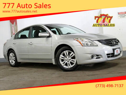 2011 Nissan Altima for sale at 777 Auto Sales in Bedford Park IL