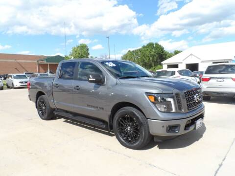 2018 Nissan Titan for sale at America Auto Inc in South Sioux City NE