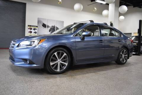 2016 Subaru Legacy for sale at DONE DEAL MOTORS in Canton MA