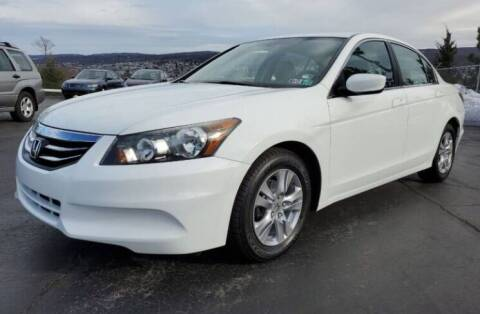 2012 Honda Accord for sale at JacksonvilleMotorMall.com in Jacksonville FL
