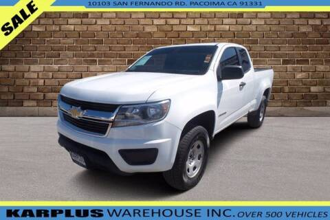 2016 Chevrolet Colorado for sale at Karplus Warehouse in Pacoima CA