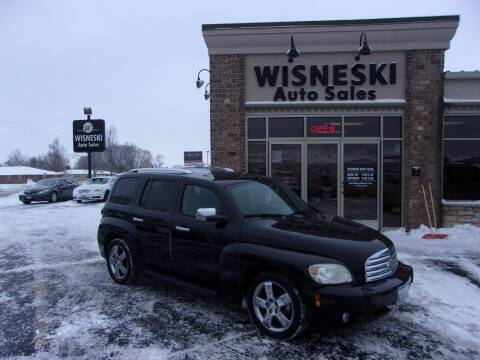 2010 Chevrolet HHR for sale at Wisneski Auto Sales, Inc. in Green Bay WI