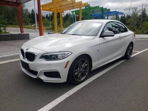 2016 BMW 2 Series for sale at Painlessautos.com in Bellevue WA