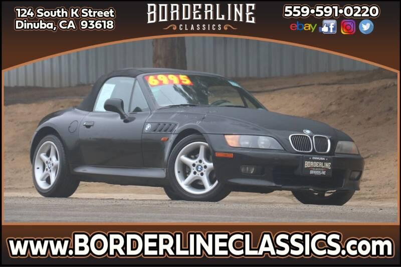 1998 BMW Z3 for sale at Borderline Classics in Dinuba CA