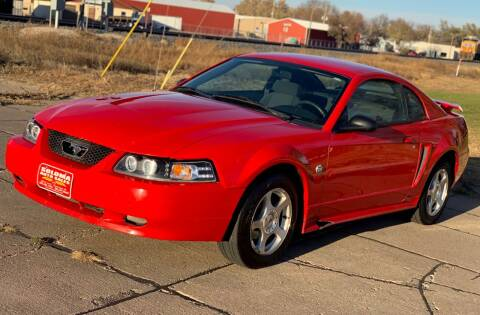 2004 Ford Mustang for sale at SOLOMA AUTO SALES in Grand Island NE