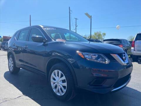 2016 Nissan Rogue for sale at HUFF AUTO GROUP in Jackson MI