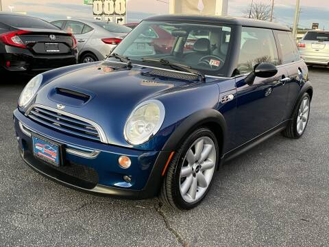 2004 MINI Cooper for sale at Mack 1 Motors in Fredericksburg VA