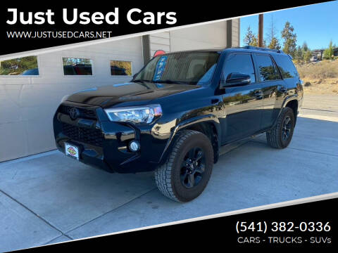 2018 Toyota 4Runner for sale at Just Used Cars in Bend OR