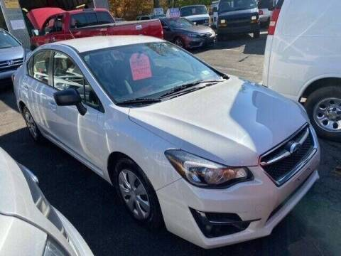 2015 Subaru Impreza for sale at Deleon Mich Auto Sales in Yonkers NY