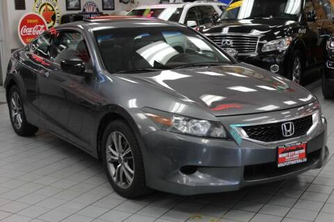 2008 Honda Accord for sale at Windy City Motors in Chicago IL
