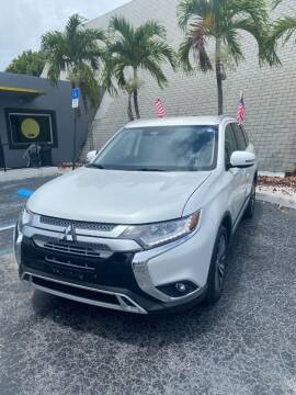 2020 Mitsubishi Outlander for sale at YOUR BEST DRIVE in Oakland Park FL
