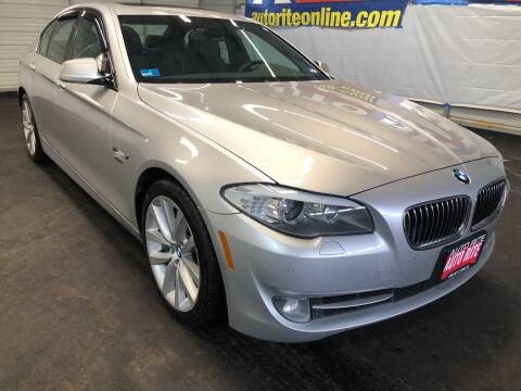 2012 BMW 5 Series for sale at Auto Rite in Cleveland OH