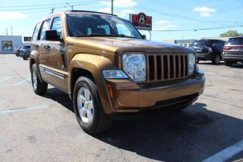 2011 Jeep Liberty for sale at B & B Car Co Inc. in Clinton Township MI