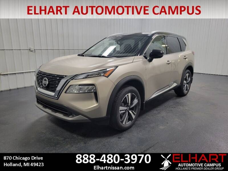 2021 Nissan Rogue for sale in Holland, MI