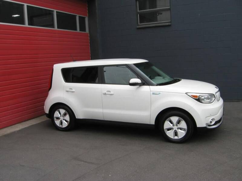 2016 Kia Soul EV for sale at Paramount Motors NW in Seattle WA
