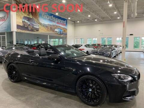 2014 BMW M6 for sale at Godspeed Motors in Charlotte NC