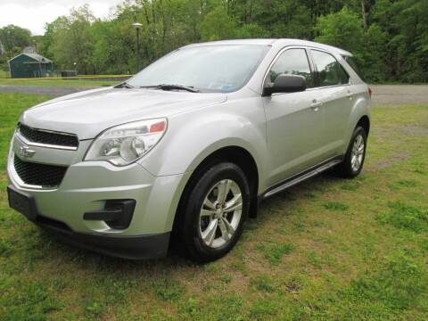 2013 Chevrolet Equinox for sale at Peekskill Auto Sales Inc in Peekskill NY