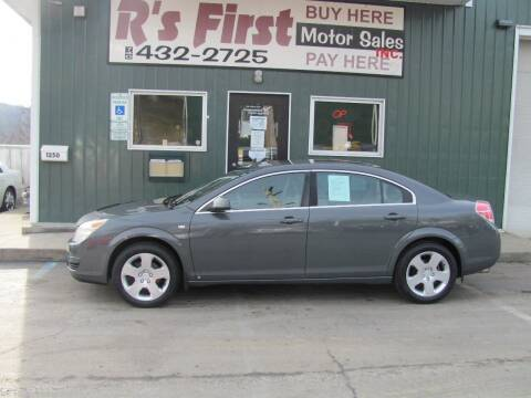 2009 Saturn Aura for sale at R's First Motor Sales Inc in Cambridge OH