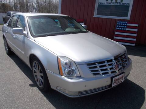2009 Cadillac DTS for sale at Adams Automotive in Hermon ME