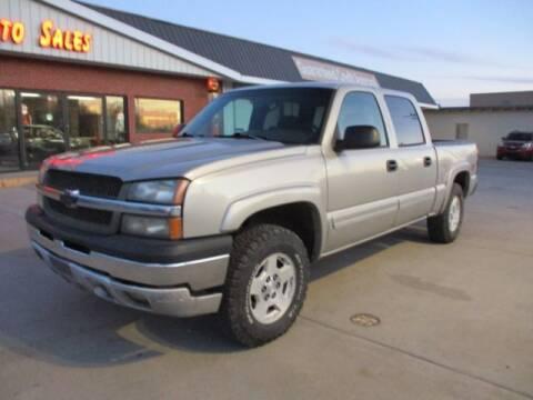 2004 Chevrolet Silverado 1500 for sale at Eden's Auto Sales in Valley Center KS