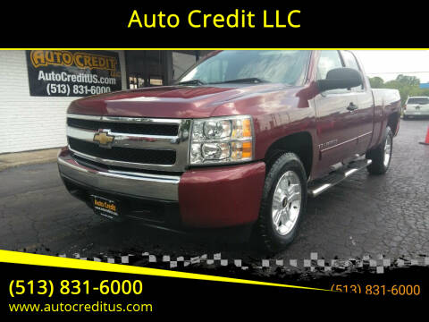 2009 Chevrolet Silverado 1500 for sale at Auto Credit LLC in Milford OH