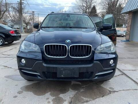 2009 BMW X5 for sale at LOT 51 AUTO SALES in Madison WI
