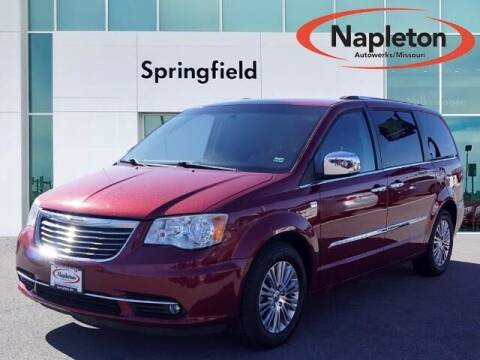 2014 Chrysler Town and Country for sale at Napleton Autowerks in Springfield MO