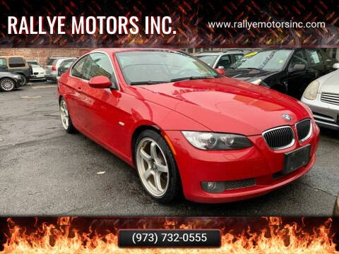 2007 BMW 3 Series for sale at Rallye  Motors inc. in Newark NJ