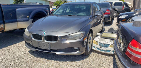 2014 BMW 3 Series for sale at EHE Auto Sales Parts Cars in Marine City MI