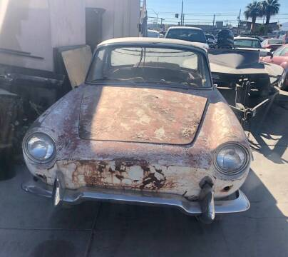 1960 Renault Caravelle Convertible for sale at GEM Motorcars in Henderson NV