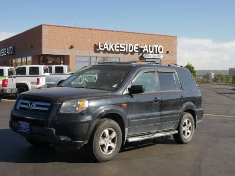 2007 Honda Pilot for sale at Lakeside Auto Brokers in Colorado Springs CO