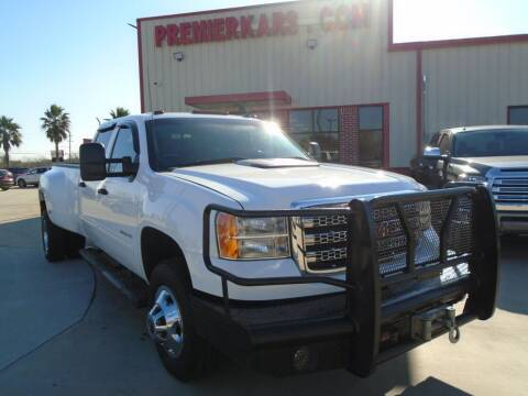 2013 GMC Sierra 3500HD for sale at Premier Foreign Domestic Cars in Houston TX