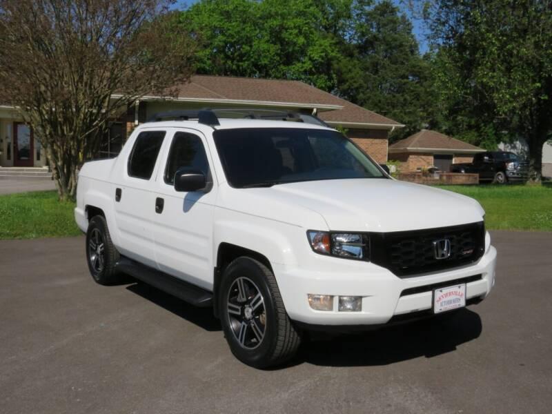 2012 Honda Ridgeline for sale at Sevierville Autobrokers LLC in Sevierville TN