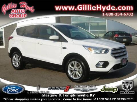 2019 Ford Escape for sale at Gillie Hyde Auto Group in Glasgow KY
