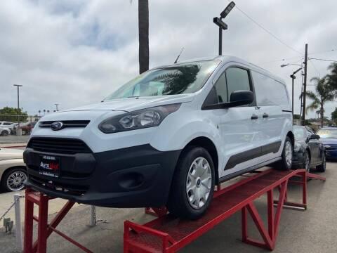 2015 Ford Transit Connect Cargo for sale at Auto Max of Ventura in Ventura CA