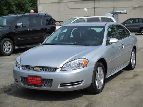 2013 Chevrolet Impala for sale at Bill Leggett Automotive, Inc. in Columbus OH