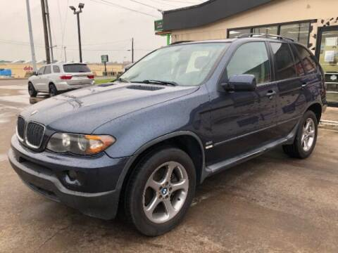 2005 BMW X5 for sale at Auto Limits in Irving TX