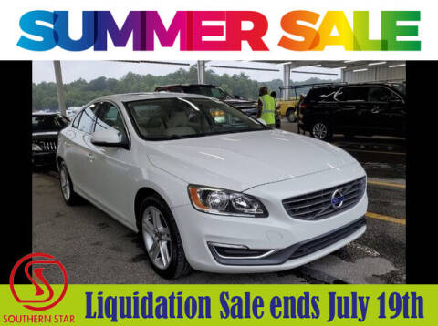 2015 Volvo S60 for sale at Southern Star Automotive, Inc. in Duluth GA