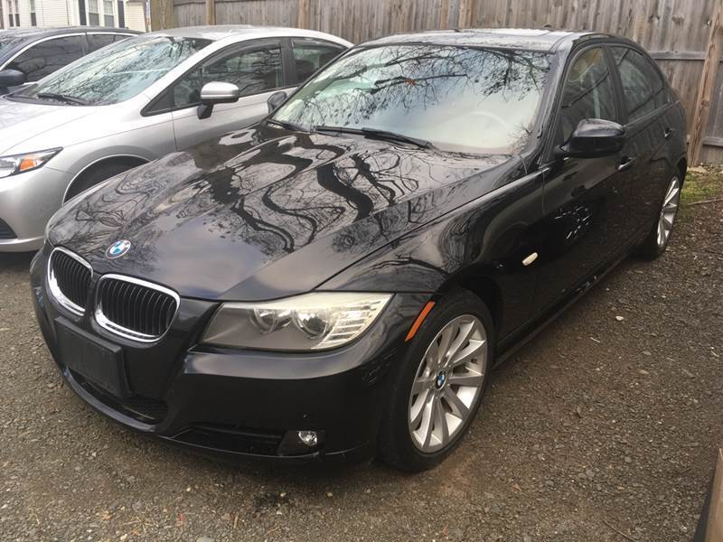 2011 BMW 3 Series for sale at MELILLO MOTORS INC in North Haven CT