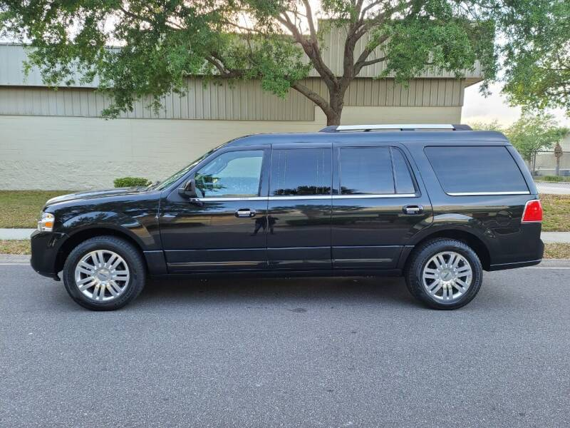 2011 Lincoln Navigator for sale at Monaco Motor Group in Orlando FL