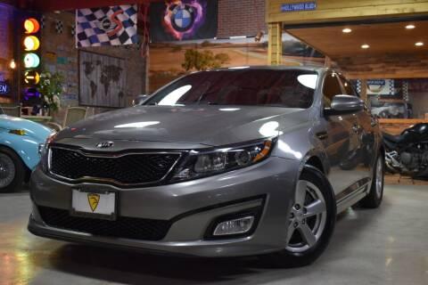 2015 Kia Optima for sale at Chicago Cars US in Summit IL