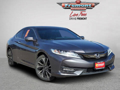 2016 Honda Accord for sale at Rocky Mountain Commercial Trucks in Casper WY