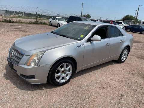 2008 Cadillac CTS for sale at PYRAMID MOTORS - Fountain Lot in Fountain CO